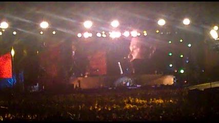 Metallica - Sad But True live in Sofia