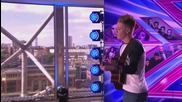Stevie Tennet sings James Morrison's I won't let you go - The X Factor Uk 2014