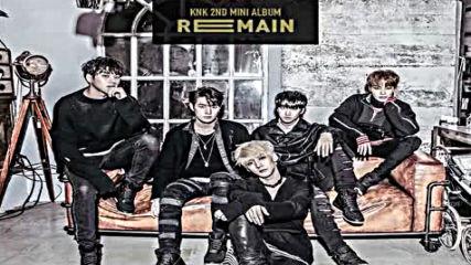 (knk) - Remain [full Album ] 2nd mini album