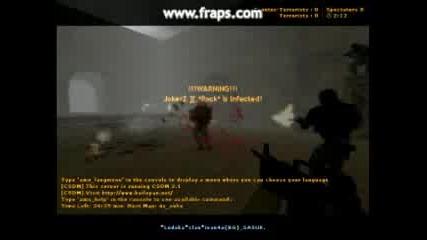 Zombie + Infection 1.6 Server
