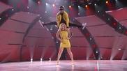 So You Think You Can Dance (season 10 Week 1) - Mariah & Carlos - Jive