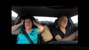 Реакциите на хората при потегляне на Nissan R35 Gt-r