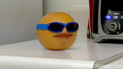 The Annoying Orange Back to the Fruiture [hd]
