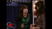 Selena Gomez on Demi Lavatos Disney Tv Show