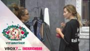 Енджи дава съвети на Мария- VIP Brother 2017