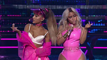 Ariana Grande - Side To Side ft. Nicki Minaj (live from the 2016 Mtv Vmas)