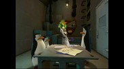 The Penguins of Madagascar - The big squeeze