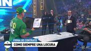 SmackDown en 8 (MINUTOS): WWE Ahora, Jul 30, 2021