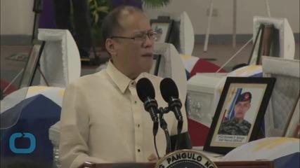 Manila's Aquino Urges Congress to Push Ahead With Muslim Autonomous Region