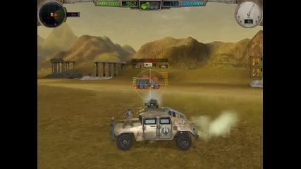 Еxmachina - Hard Truck Apocalypse mod - битки на арената 10