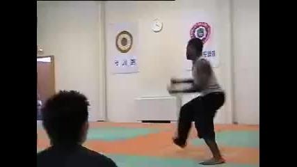 Таекуондо - изумителна демонстрация!