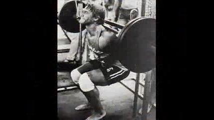 Arnold Schwarzenegger - The Real Training