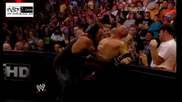 Wwe Bragging Rights 2010 Kane vs The Undertaker Part 1/3