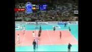 България - Испания 2 - 0 - Волейбол - Световна лига