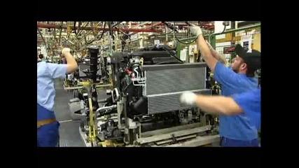 Производство на Форд Фокус Rs 2009