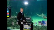 Австралия откри най-големия морски резерват в света