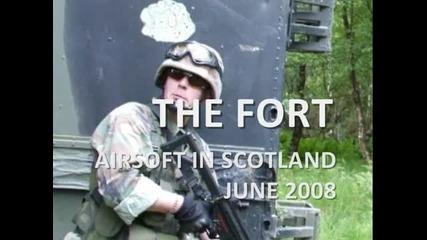 Airsoft престрелка