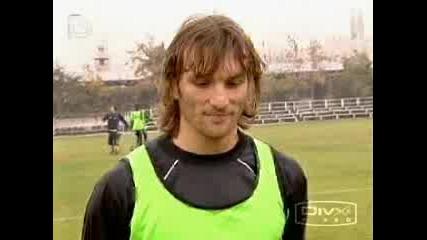 Футболистите За Азис