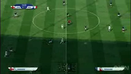 Fifa World Cup 2010 Gameplay [hq]