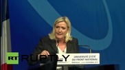 France: Le Pen accuses EU leaders of exploiting migrants and refugees