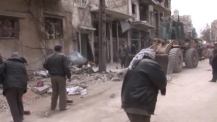 Syria: Deadly blasts in Homs kills 20, injures at least 140