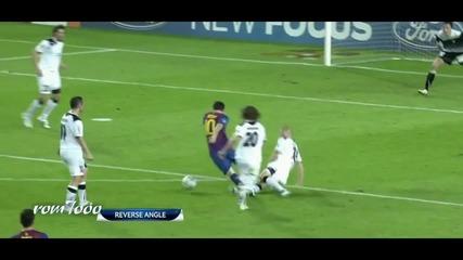 Lionel Messi 2012 Ultimate Skills Show Hd