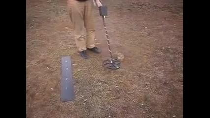 Металотърсач на Миладин _ Metal detector Silent