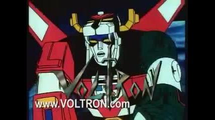 Спомняте ли си тази анимация? Волтрон!