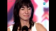 X Factor - Стела Петрова трогна всички с изпълнението си!