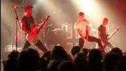 Gallows - Leeches Live Norwich