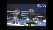 Badr Hari срещу Zabit Samedov (26.09.2009)
