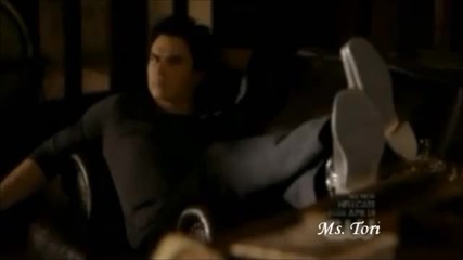 Damon Salvatore - Sexy and know it