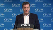 Germany: Markus Soder restates desire to run as CDU/CSU chancellor candidate
