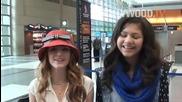 Bella Thorne and Zendaya Coleman head to Dubai