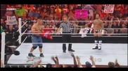 Фен се базика с John Cena