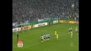 """""""Борусия"""" (Дортмунд) отстрани """"Мюнхен 1860"""" за Купата на Германия"""