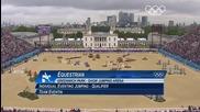 Олимпийски игри 2012 - Конен спорт Отборен триатлон