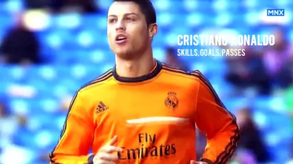 Cristiano Ronaldo - Goals Skills Passes