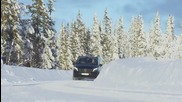 2015 Mercedes Vito 4x4 on Snow