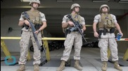 Unconfirmed Report of Shots at Navy Yard in DC