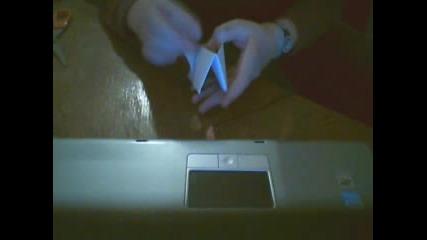 Оригами(солничка)