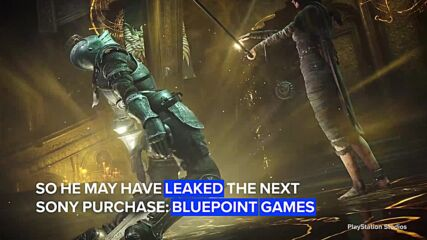 Sony is now acquiring studios