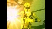 Chip - Yellow Mistic Ranger