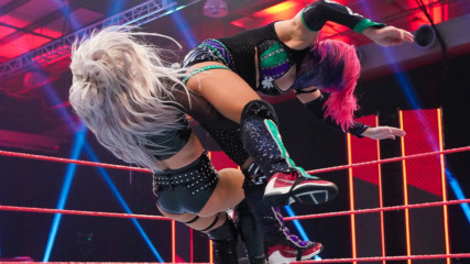 Liv Morgan vs. Asuka: Raw, April 6, 2020