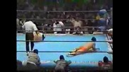 Един Страхотен Японски Кеч Мач - Toshiaki Kawada vs. Kenta Kobashi