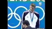 Michael Phelps A Great Champion