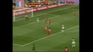25.06.2010 Северна Корея - Кот Дивоар 0:1 Гол на Яя Туре - Мондиал 2010 Юар