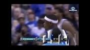 """""""Далас"""" приключи сезона в НБА с победа над """"Ню Орлиънс"""""""