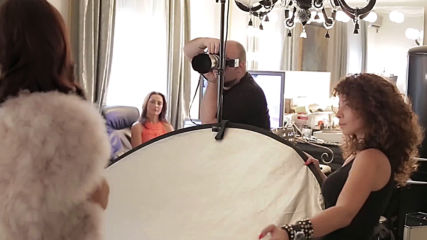 Making of Katarina Vucetic for Tag Heuer Photoshoot full Hd