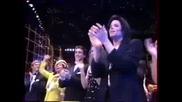 Даяна Рос в скута на Майкъл - 96 Wma